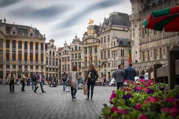 Turystyczne atrakcje Brukseli